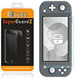 for Nintendo Switch Lite (2019) Screen Protector Tempered Glass Anti Blue Light [Eye Protection], SuperGuardZ, Anti-Scratch [Lifetime Replacement]