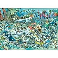 1000ピース ジグソーパズル 海の中 17079