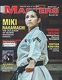 MASTERS Magazine Spring 2021 featuring MIKI NAKAMACHI