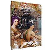carowall CAROWALL.COM Cuadro Imagen XXL Gente Impresión de Arte Multi 70x100 cm