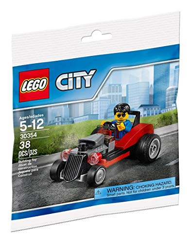 Lego 30354 Lego City Hot Rod Polybag