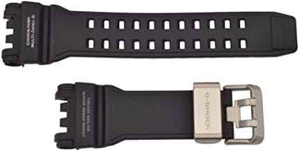 Casio 10509503 Genuine Factory Replacement Resin/Carbon Fiber Band Fits GPW-1000-1A