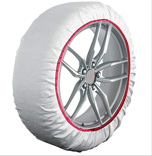 HABILL-AUTO Chaussettes Neige Textile Premium 155 80 R13-165 80 R13-175 70 R13-185 70 R13-195 65 R13-195 70 R13-205 60 R13