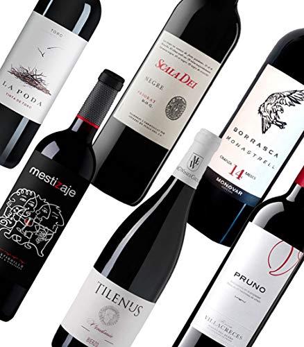Pack Vinos tintos Do España