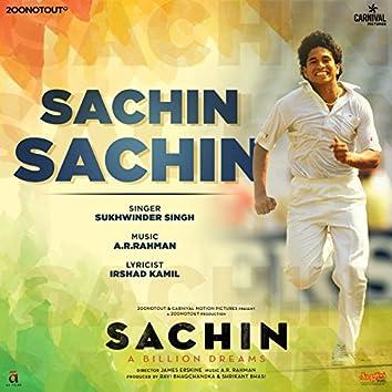 """Sachin Sachin (From """"Sachin - A Billion Dreams"""") - Single"""