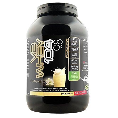 VB WHEY 104 9.8  Optipep  Gusto Vaniglia  Proteine Isolate Idrolizzate Per Via Enzimatica  900 Grammi