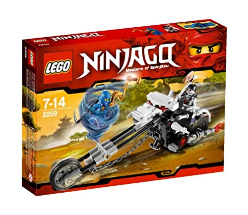 LEGO Ninjago 2259 - Skelett Chopper