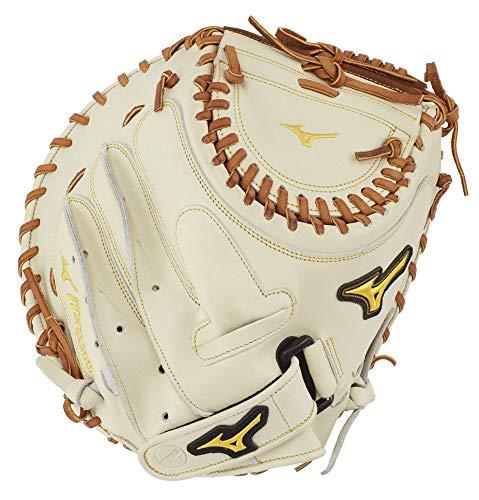 "Mizuno GXS30F3 Classic Series Fastpitch Softball Catcher's Mitts, 34.5"", Left Hand"