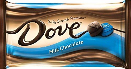 Dove Chocolate Miniatures - Milk Chocolate - 8.87 oz