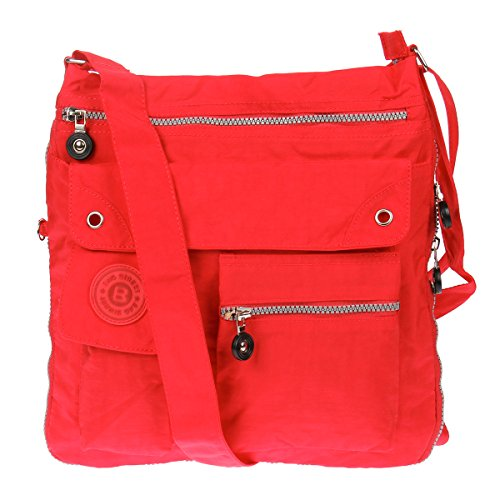 WILD THINGS ONLY !!! Bag Street, Borsa a tracolla donna rosso Rot