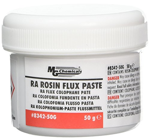 MG Chemicals 8342-50G Pasta Fundente de Colofonia RA