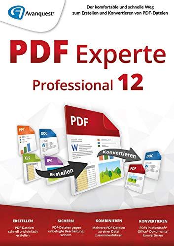 Avanquest -  Pdf Experte 12