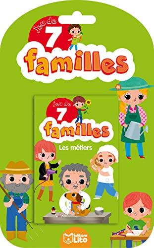 Jeu 7 Familles - les métiers - dès 5 ans