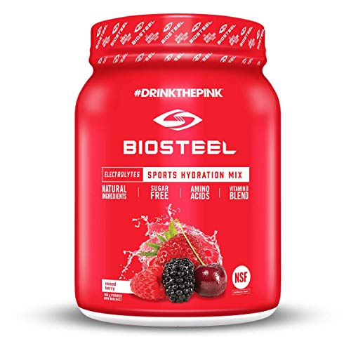 Biosteel Hydration Mix, Mixed Berry, 700 g