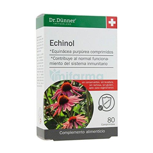 Echinol Dr.Dunner 80 comprimidos de Salus