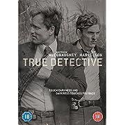 True Detective - Season 1 [Region 2 - Non USA Format] [UK Import]