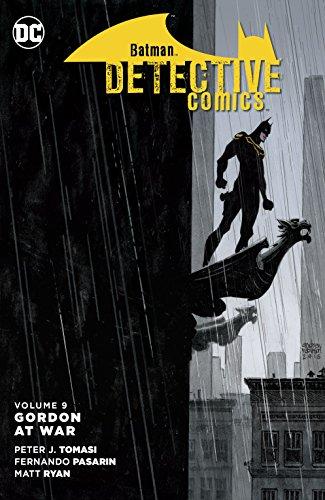 Batman: Detective Comics (2011-2016) Vol. 9: Gordon at War (English Edition)