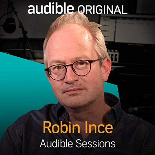 Robin Ince cover art