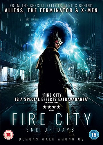 Fire City: End of Days [DVD] [Reino Unido]