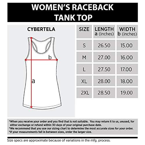 Women's Mind Over Matter, Motivational Workout Racerback Tank Top (Charcoal, X-Large)
