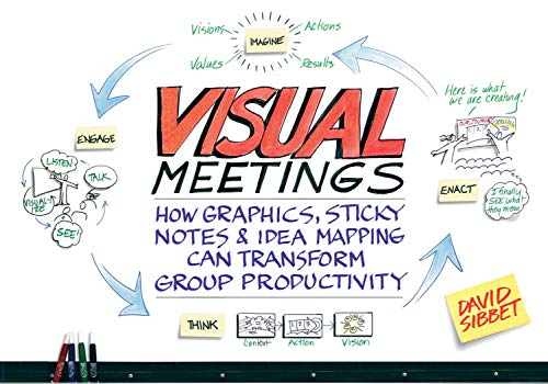 Visual Meetings: How Graphics, Sticky Notes and Idea Mapping Can Transform Group Productivityの詳細を見る