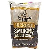 Mr. Bar-B-Q 05011Z Wood Smoker Chips (Hickory) | Smoky...