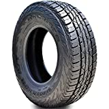Accelera Omikron A/T All-Terrain Off-Road Light Truck Radial Tire-LT285/75R17 285/75/17 285/75-17 121/118S Load Range E LRE 10-Ply BSW Black Side Wall