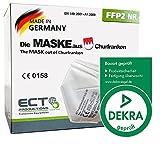 COCO BLANCO FFP2 Masken CE Zertifiziert Deutscher Hersteller I 20 Stück MADE IN GERMANY I DEKRA Zertifiziert