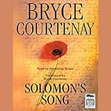 Solomon's Song: The Australian Trilogy, Book 3