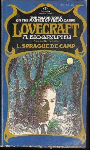 Lovecraft: A Biography 0345251156 Book Cover