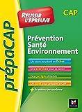 PREPACAP - Prévention Santé Environnement - CAP - N°1