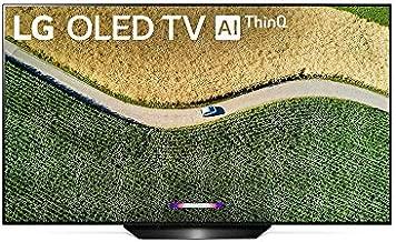 LG Electronics OLED55B9PUA B9 55 Inch Class 4K Ultra High Definition OLED Smart TV with LG ThinkQ AI Technology (Renewed)