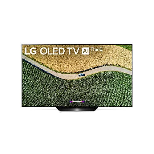 LG Electronics OLED55B9PUA B9 55 Inch Class 4K Ultra High Definition OLED Smart TV with LG ThinkQ AI Technology (Renewed) Idaho