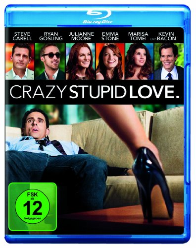 Crazy, Stupid, Love. [Blu-ray]