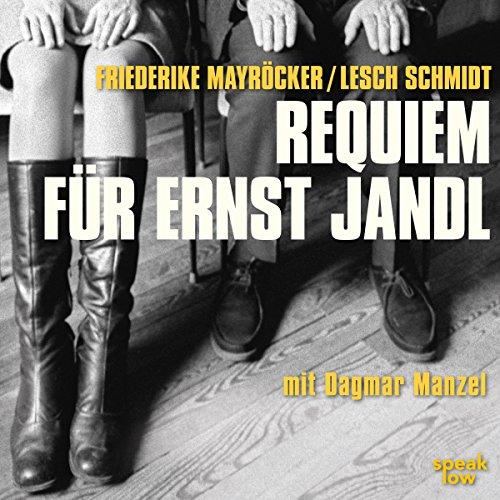 Requiem für Ernst Jandl Titelbild