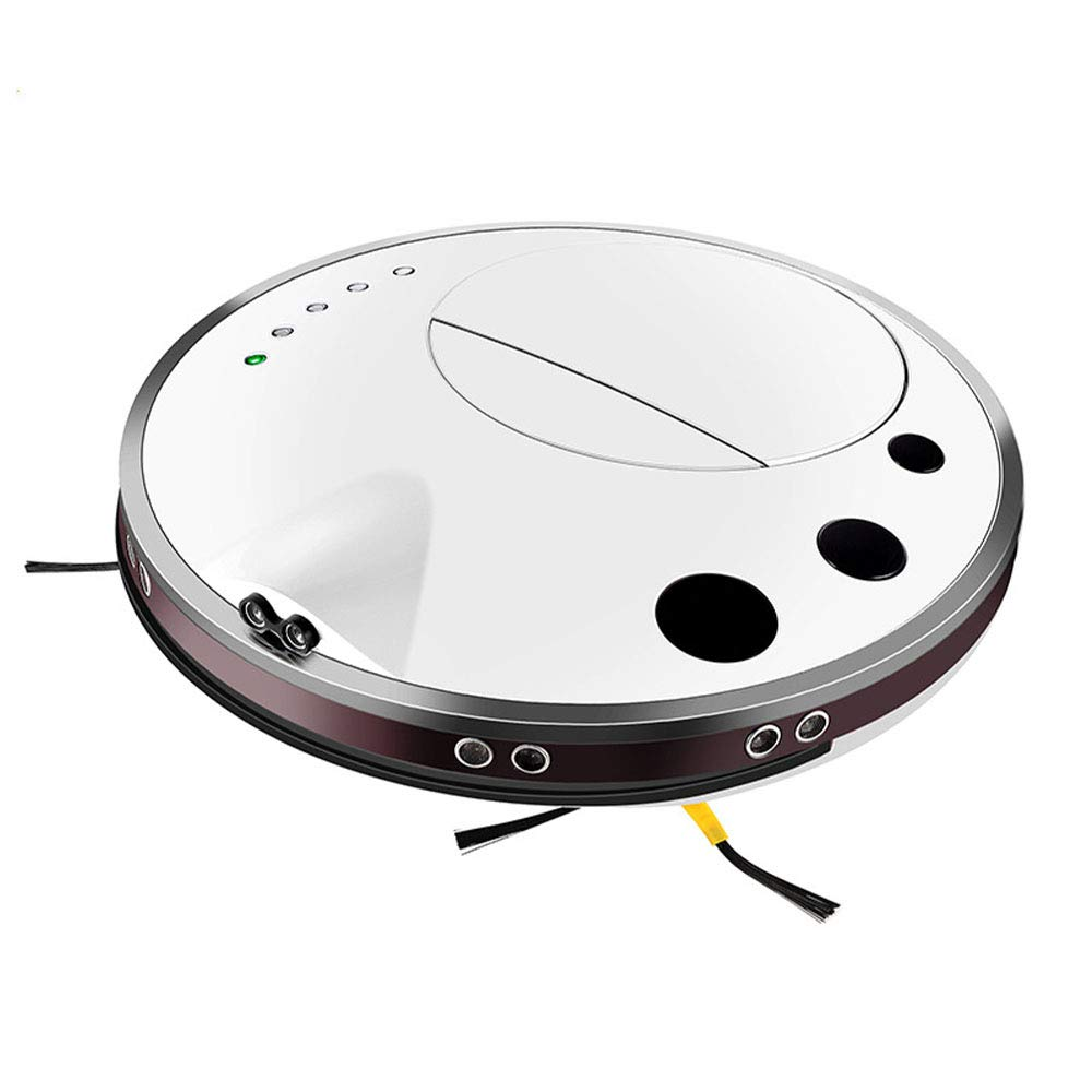 Robot Aspirador Óptimo Mascotas,aspiradoras Hogar Suelos Duros Y Alfombras, Tecnología Dirt Detect Programable por App Mapeo Y Navegación Inteligente Robot Aspirador Y Fregasuelos: Amazon.es: Deportes y aire libre