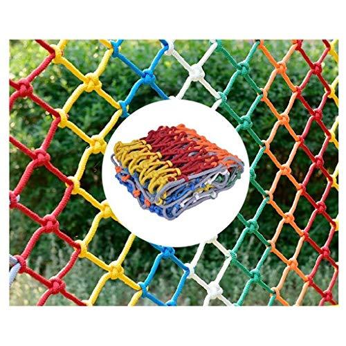 LLT Seguridad Duradera Red de Protección Infantil Neto Red Protectora Decoración Neto de Salida de la Escalera Protección Neto, Neto de Tejido de Nylon, Los Hijos de Anti-Caída de Seguridad Balcón Ca