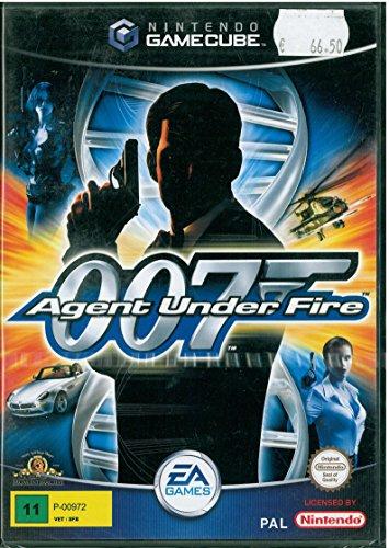 James Bond 007 Agent Under Fire [Nintendo Game Cube]