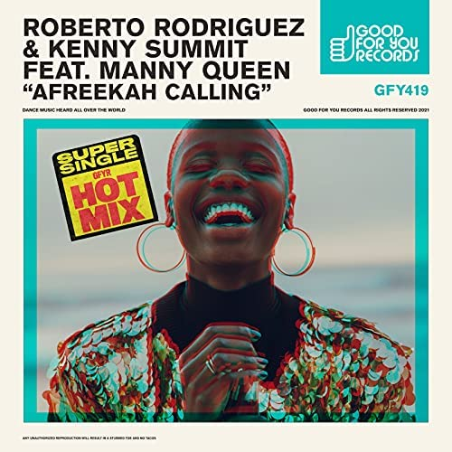 Roberto Rodriguez & Kenny Summit feat. Manny Queen