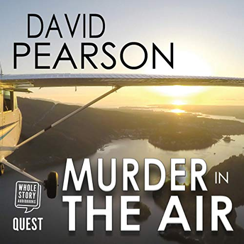 Murder in the Air Audiobook By David Pearson cover art