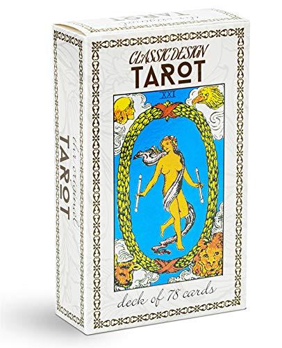 MagicSeer Classic Design Tarot Cards Deck with...