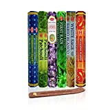Best Incense Sticks - Six Most Popular Hem Incense Scents of All Review