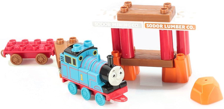 Mega Bloks Thomas & Friends Thomas And Wagon