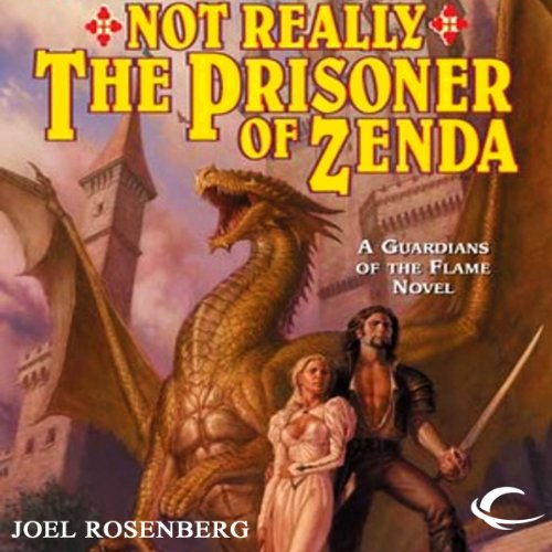 Not Really the Prisoner of Zenda audiobook cover art