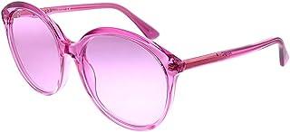 غوتشي نظارات شمسية للنساء - زهري ، GG0257S_005_59