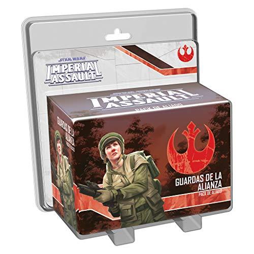 Fantasy Flight Games- Star Wars Guardas de la Alianza, colección Imperial...