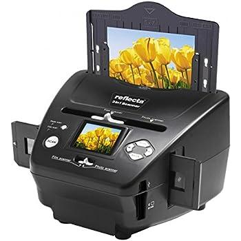 Rybozen Escáner de película para 8 mm y Super 8 película ...