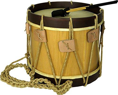 Atlas GR17023 Renaissance Drum 33 cm, Marrone