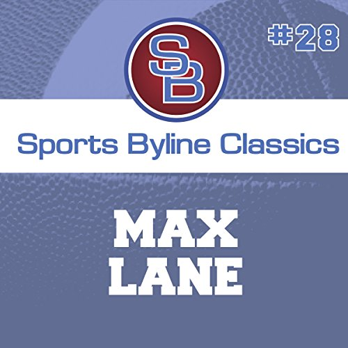 Sports Byline: Max Lane copertina