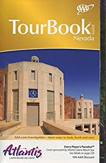 NEVADA TOURBOOK GUIDE 2018 /AAA /EVERYTHING ABOUT EVERYTHING /RATINGS++++